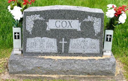COX, LOUIS J. - Jackson County, Iowa | LOUIS J. COX