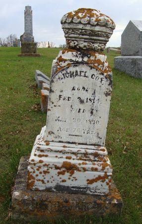 COX, MICHAEL - Jackson County, Iowa | MICHAEL COX