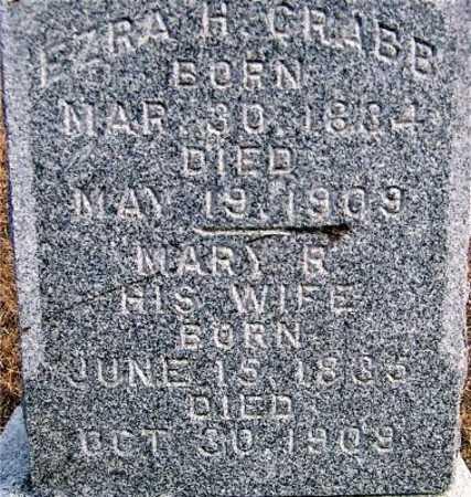 CRABB, MARY R. - Jackson County, Iowa | MARY R. CRABB