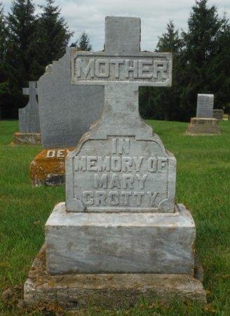 CROTTY, MARY - Jackson County, Iowa | MARY CROTTY