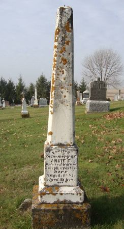 CROWLEY, ANNIE E. - Jackson County, Iowa | ANNIE E. CROWLEY