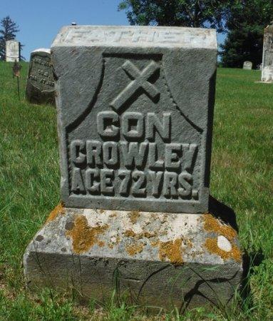 CROWLEY, CON - Jackson County, Iowa   CON CROWLEY