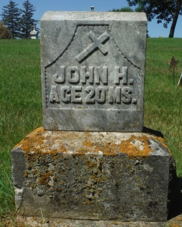 CROWLEY, JOHN H. - Jackson County, Iowa | JOHN H. CROWLEY