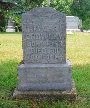 CROWLEY, JAMES - Jackson County, Iowa | JAMES CROWLEY