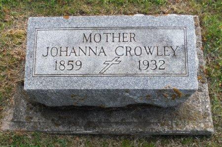CROWLEY, JOHANNA - Jackson County, Iowa | JOHANNA CROWLEY