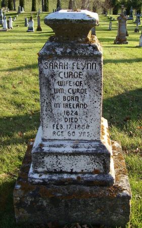 CUROE, SARAH FLYNN - Jackson County, Iowa | SARAH FLYNN CUROE