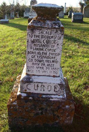 CUROE, WM. - Jackson County, Iowa | WM. CUROE