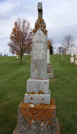 CURREN, JOHANN - Jackson County, Iowa | JOHANN CURREN