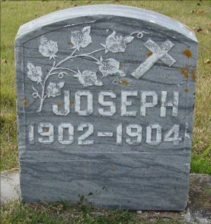 CURTIS, JOSEPH - Jackson County, Iowa   JOSEPH CURTIS