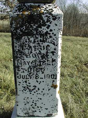DAGUE, MATTHIAS - Jackson County, Iowa | MATTHIAS DAGUE