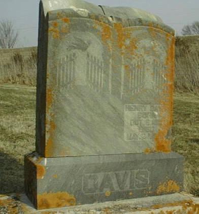 DAVIS, HENRY - Jackson County, Iowa | HENRY DAVIS