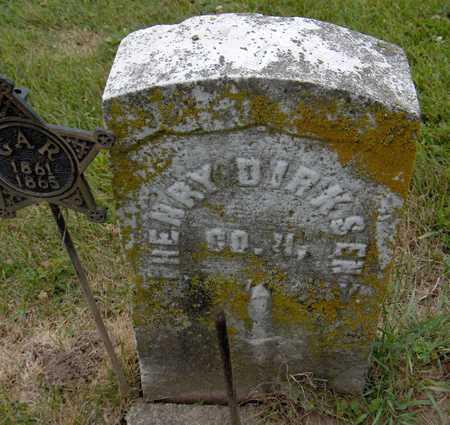 DIRKSEN, HENRY - Jackson County, Iowa | HENRY DIRKSEN