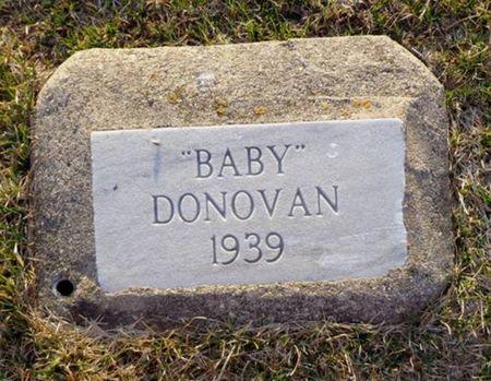 DONOVAN, BABY - Jackson County, Iowa | BABY DONOVAN