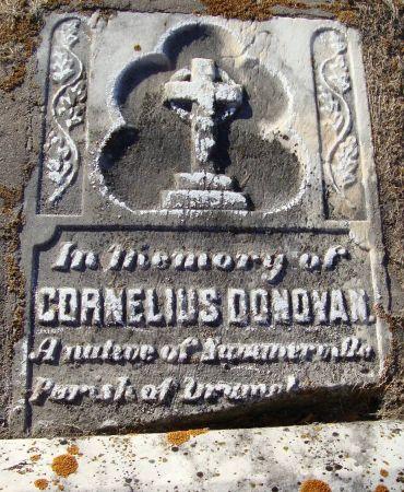 DONOVAN, CORNELIUS - Jackson County, Iowa | CORNELIUS DONOVAN
