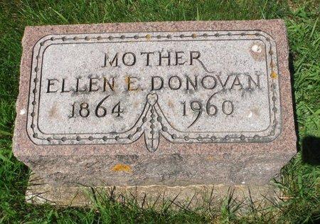 DONOVAN, ELLEN E. - Jackson County, Iowa | ELLEN E. DONOVAN