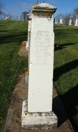 DEGNAN, CATHERINE - Jackson County, Iowa | CATHERINE DEGNAN
