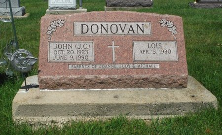 DONOVAN, JOHN C.