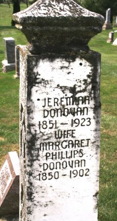 DONOVAN, JEREMIAH - Jackson County, Iowa | JEREMIAH DONOVAN