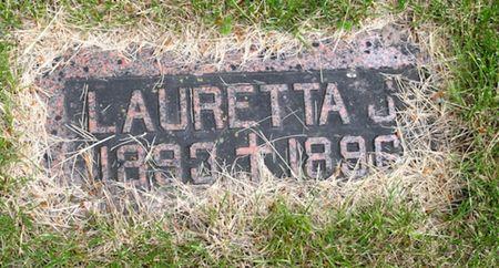 DONOVAN, LAURETTA J. - Jackson County, Iowa | LAURETTA J. DONOVAN