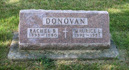 DONOVAN, MAURICE L. - Jackson County, Iowa | MAURICE L. DONOVAN