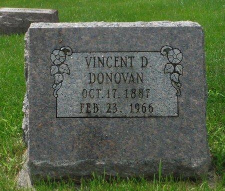 DONOVAN, VINCENT D. - Jackson County, Iowa | VINCENT D. DONOVAN