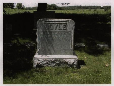 DOYLE, CHRISTOPHER - Jackson County, Iowa | CHRISTOPHER DOYLE