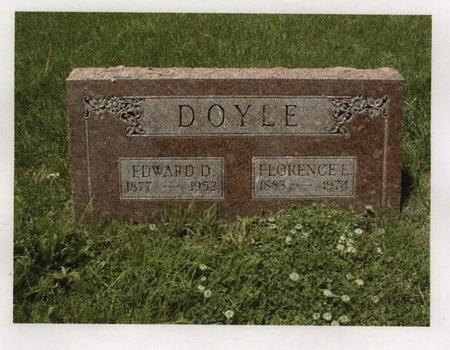 DOYLE, EDWARD D. - Jackson County, Iowa | EDWARD D. DOYLE