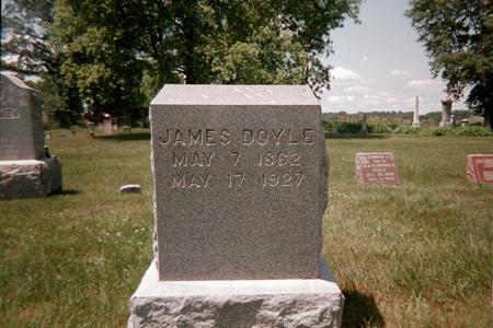 DOYLE, JAMES - Jackson County, Iowa | JAMES DOYLE
