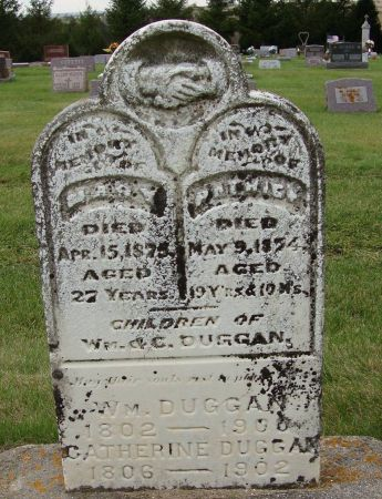 DUGGAN, CATHERINE - Jackson County, Iowa | CATHERINE DUGGAN