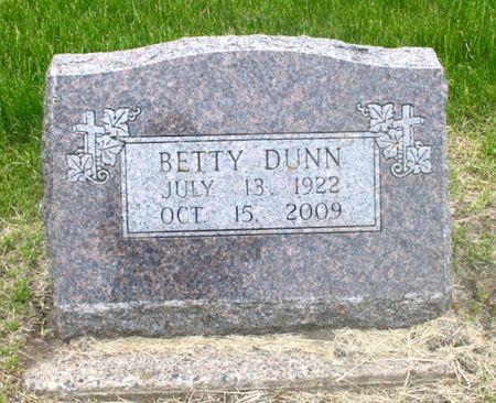 DUNN, BETTY - Jackson County, Iowa | BETTY DUNN