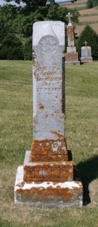 DUNNE, MARY - Jackson County, Iowa | MARY DUNNE