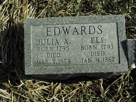 EDWARDS, JULIA A. - Jackson County, Iowa | JULIA A. EDWARDS