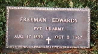 EDWARDS, FREEMAN - Jackson County, Iowa | FREEMAN EDWARDS