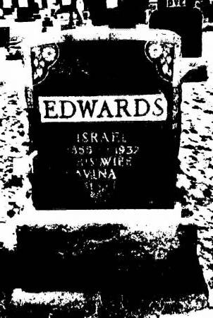 EDWARDS, LAVINA - Jackson County, Iowa | LAVINA EDWARDS