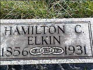 ELKIN, HAMILTON - Jackson County, Iowa | HAMILTON ELKIN