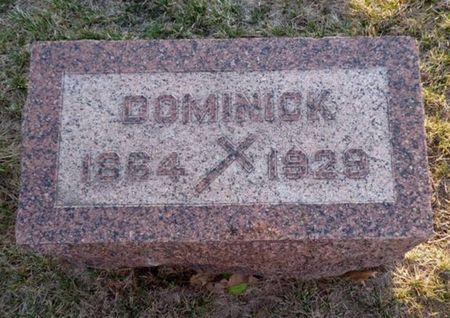 ENGLISH, DOMINICK - Jackson County, Iowa | DOMINICK ENGLISH