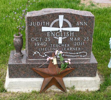 ENGLISH, JUDITH ANN - Jackson County, Iowa | JUDITH ANN ENGLISH