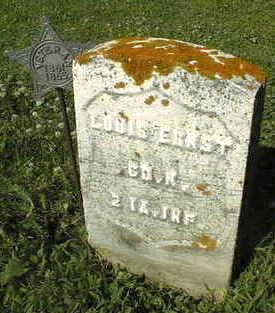 ERNST, LOUIS - Jackson County, Iowa | LOUIS ERNST