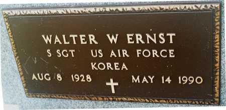 ERNST, WALTER W. - Jackson County, Iowa | WALTER W. ERNST