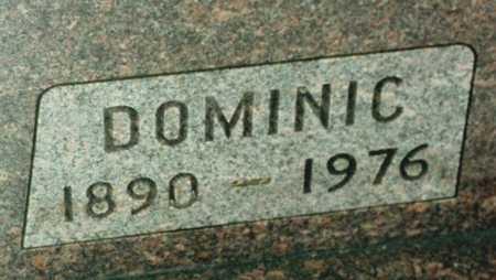 ETRINGER, DOMINIC - Jackson County, Iowa   DOMINIC ETRINGER