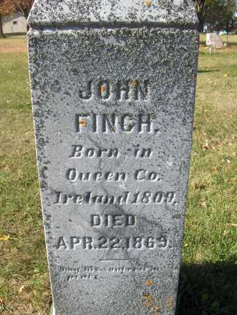 FINCH, JOHN - Jackson County, Iowa | JOHN FINCH
