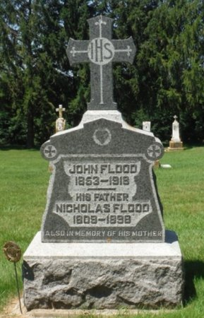 FLOOD, JOHN - Jackson County, Iowa | JOHN FLOOD