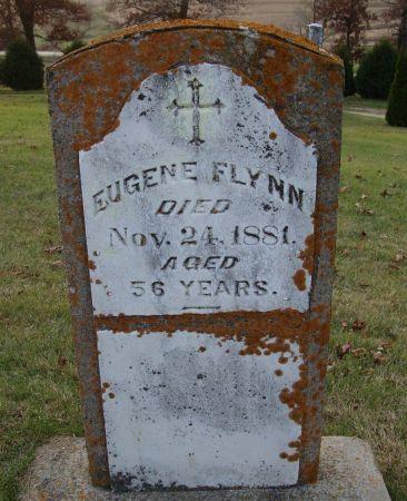 FLYNN, EUGENE - Jackson County, Iowa | EUGENE FLYNN