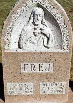 FREJ, WILLIAM M. - Jackson County, Iowa   WILLIAM M. FREJ