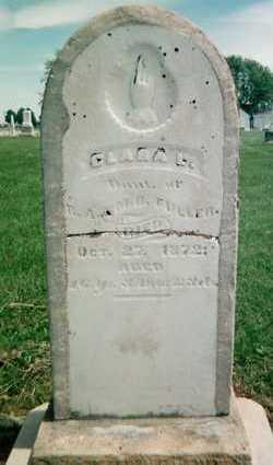 FULLER, CLARA L. - Jackson County, Iowa | CLARA L. FULLER