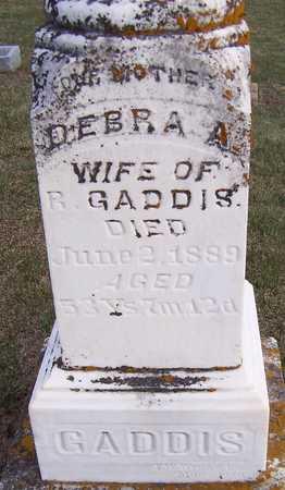 GADDIS, DEBRA A. - Jackson County, Iowa | DEBRA A. GADDIS