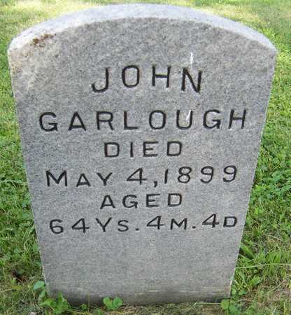 GARLOUGH, JOHN - Jackson County, Iowa | JOHN GARLOUGH