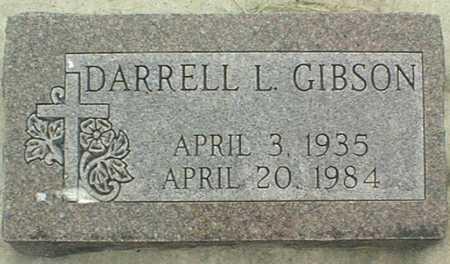 GIBSON, DARRELL L. - Jackson County, Iowa | DARRELL L. GIBSON