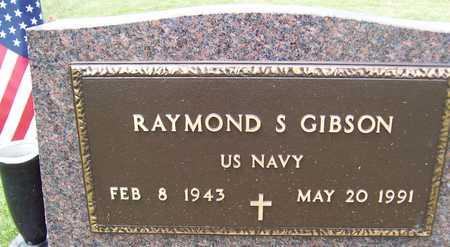 GIBSON, RAYMOND S. - Jackson County, Iowa | RAYMOND S. GIBSON