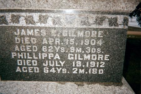 GILMORE, JAMES E. - Jackson County, Iowa | JAMES E. GILMORE